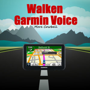 christopher walken garmin voice