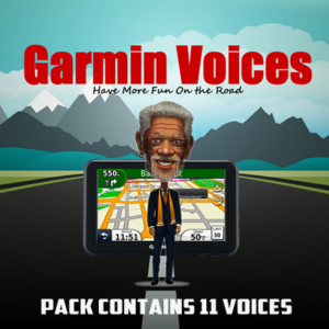 garmin voices pack