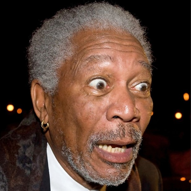 morgan freeman impression
